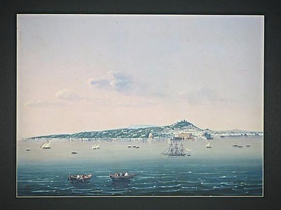 [Naples] Guache