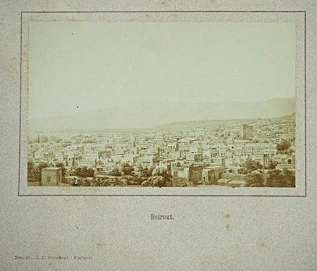 [Beyrut-Damascus] 2 photographs