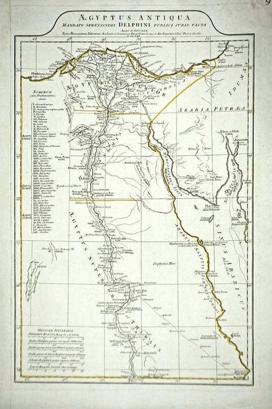 [Egypt] Map
