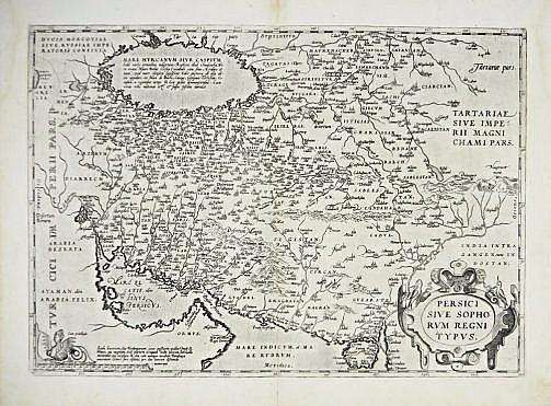 [Persia] Map