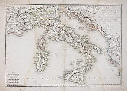 [Italy] Map