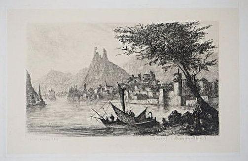 [Souvenirs de Voyages] 15 engravings
