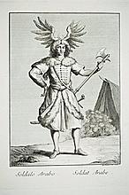 [Arabian costumes] Teodoro Viero