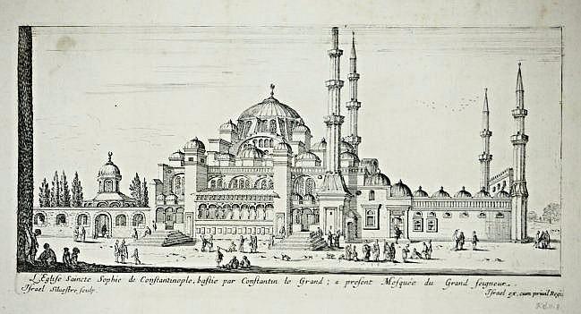 [Istambul]  L'Eglise Saincte Sophie