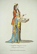 5 Arabian Costumes