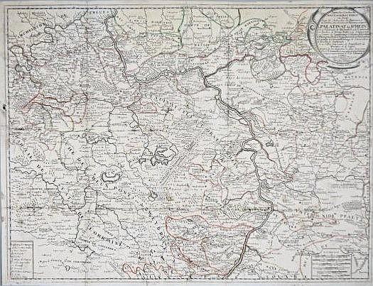 [Rhein] Map