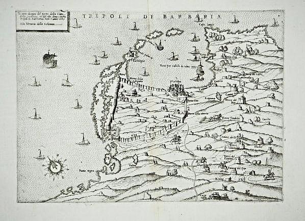 [Tripoli] engraving