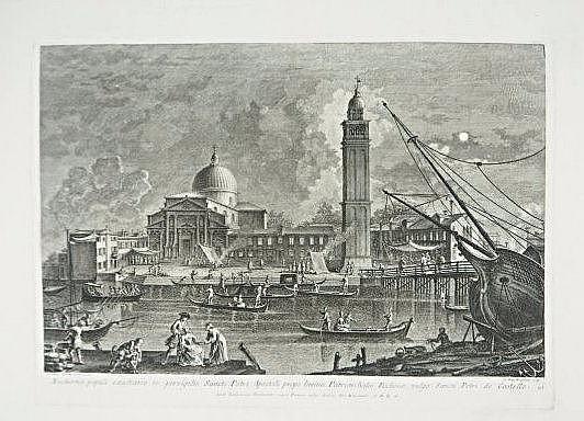 [Venice] Giambattista BRUSTOLON.