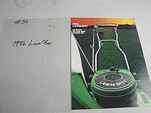 1984 lawn boy
