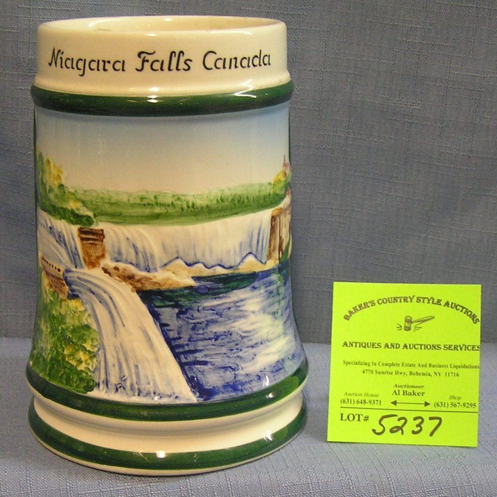 Vintage Souvenir mug from Niagara Falls