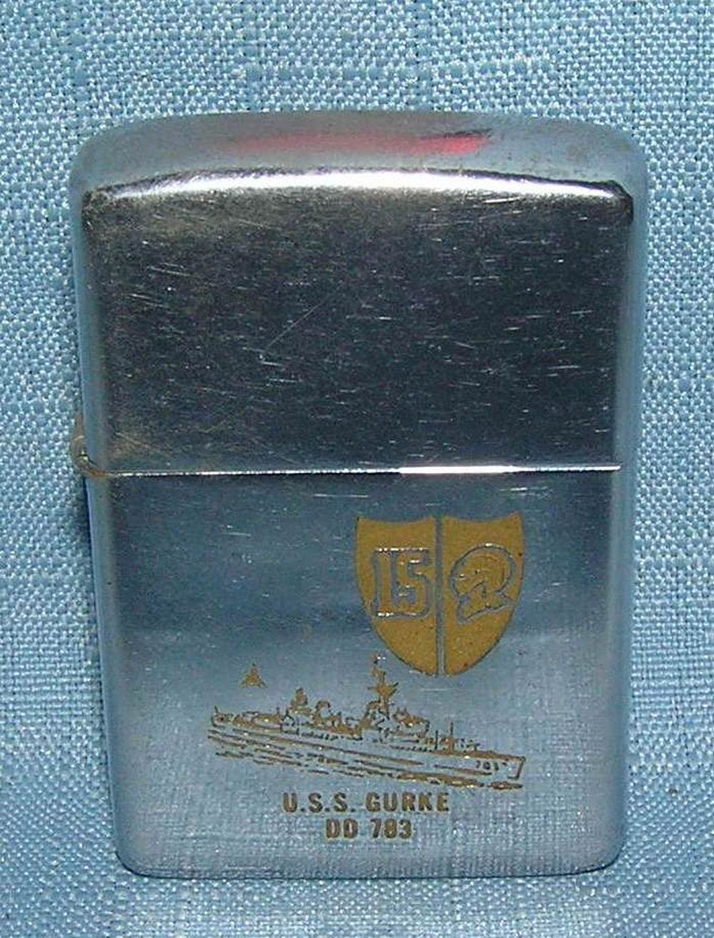 GREAT VIETNAM VETERANS ORIGINAL ZIPPO CIGARETTE LIGHTER