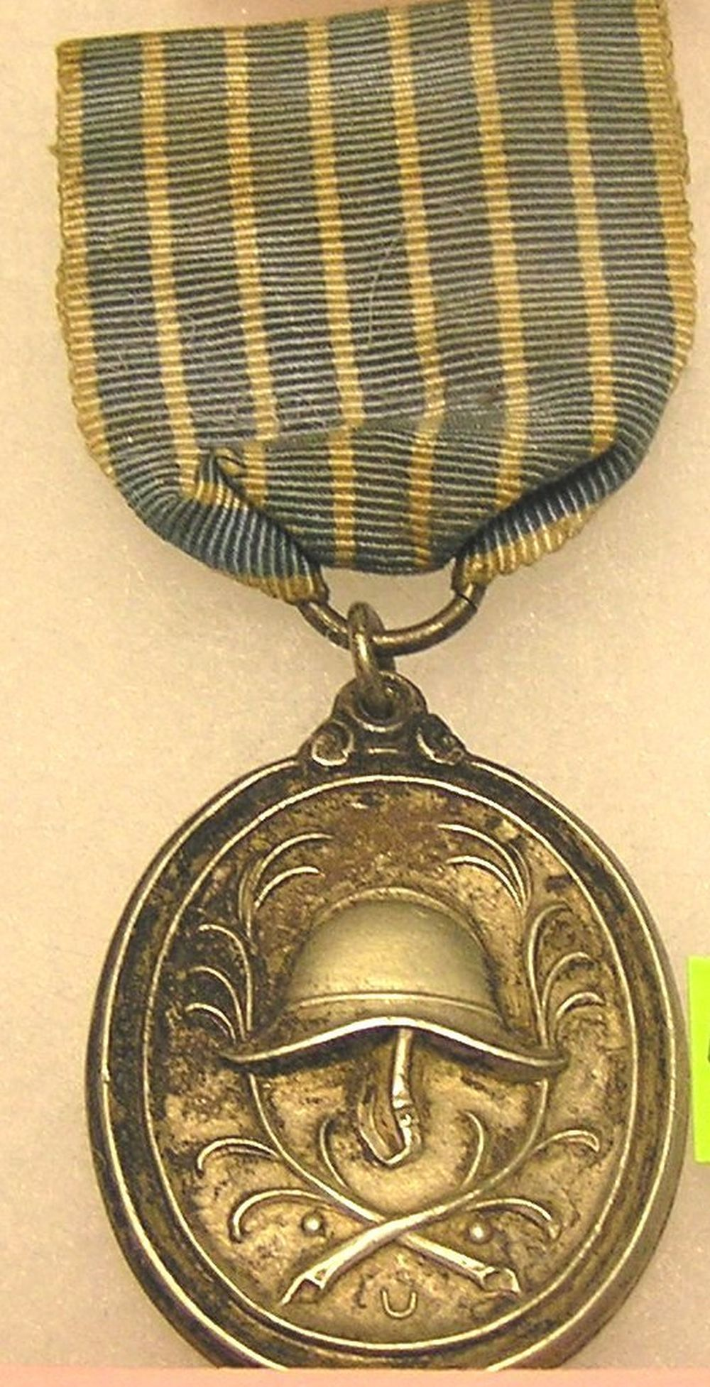 WWI GERMAN ARMY 25 YEAR SERVICE MEDAL