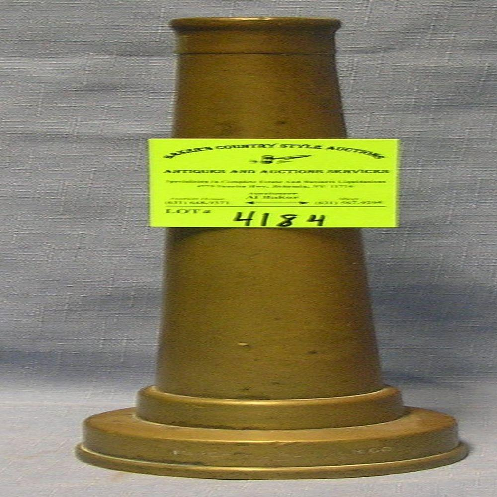 FIRE NOZZLE BY THE IMPERIAL RUBBER COMPANY OF NY
