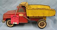 Vintage Tonka dump truck