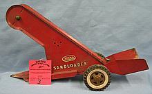 Vintage Tonka sand loader