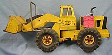 Vintage Tonka mighty loader pay loader