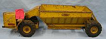Early Doepke toys Wooldridge construction truck