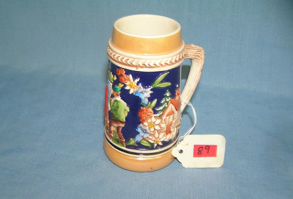 QUALITY EUROPEAN BEER STEIN