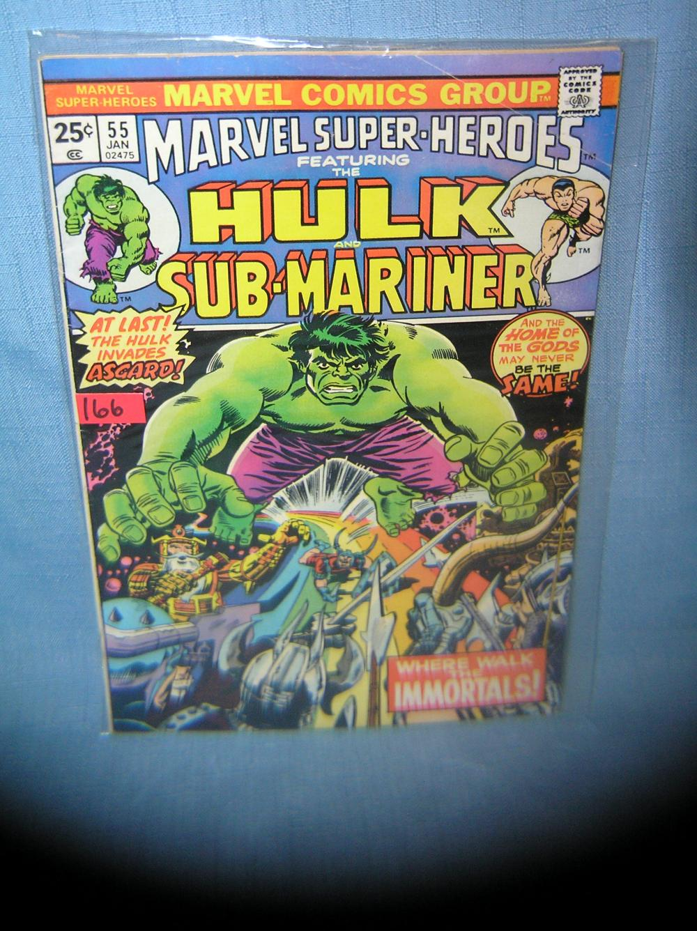 VINTAGE MARVEL COMIC BOOK