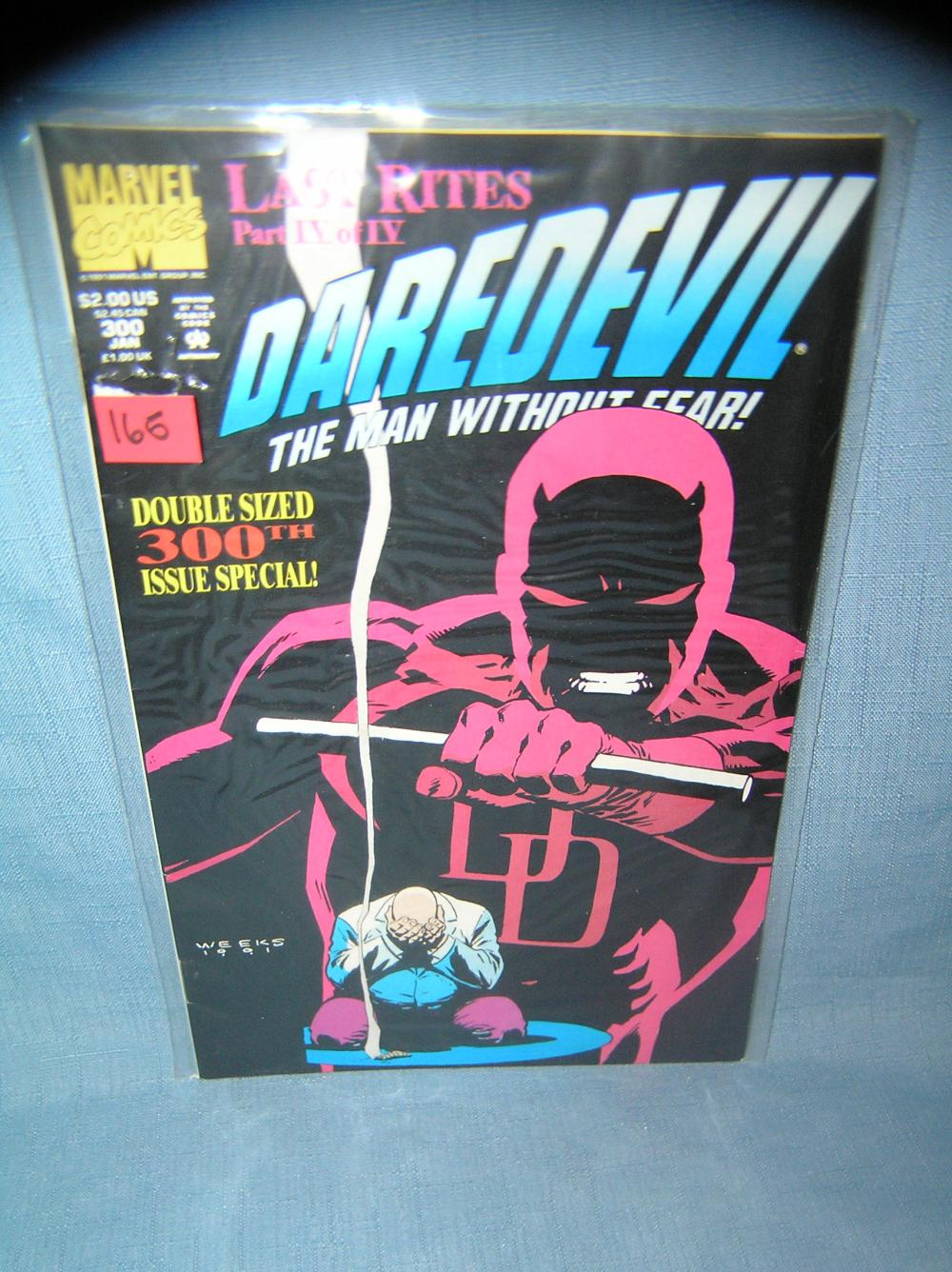 VINTAGE MARVEL DAREDEVIL COMIC BOOK
