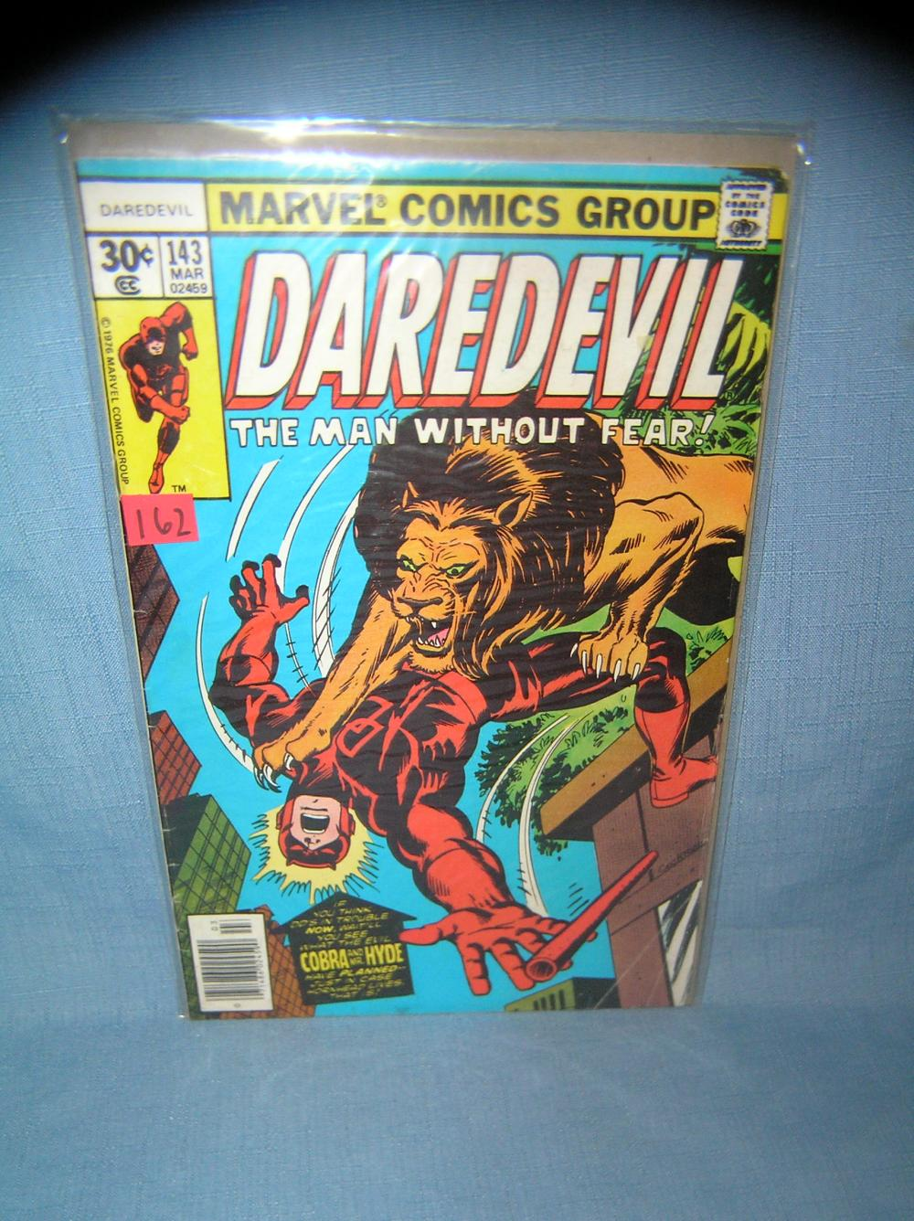 EARLY MARVEL DAREDEVIL COMIC BOOK