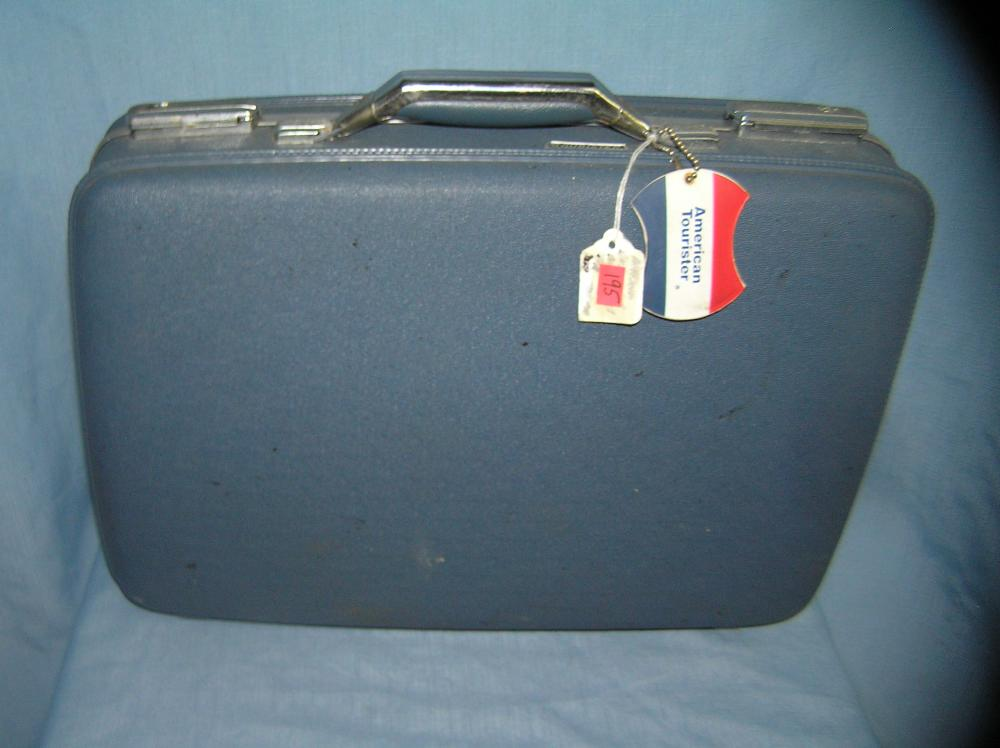 AMERICAN TOURISTER HARD CASE CARRY ON LUGGAGE