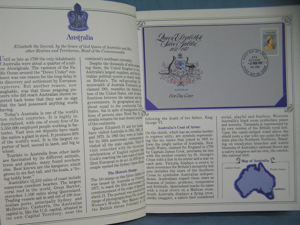 SILVER JUBILEE OF QUEEN ELIZABETH STAMP AND COVER COLLECTION
