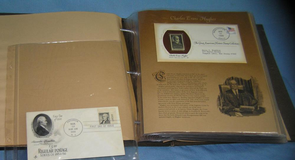 GREAT AMERICAN HISTORICAL STAMP AND COVER COLLECTION