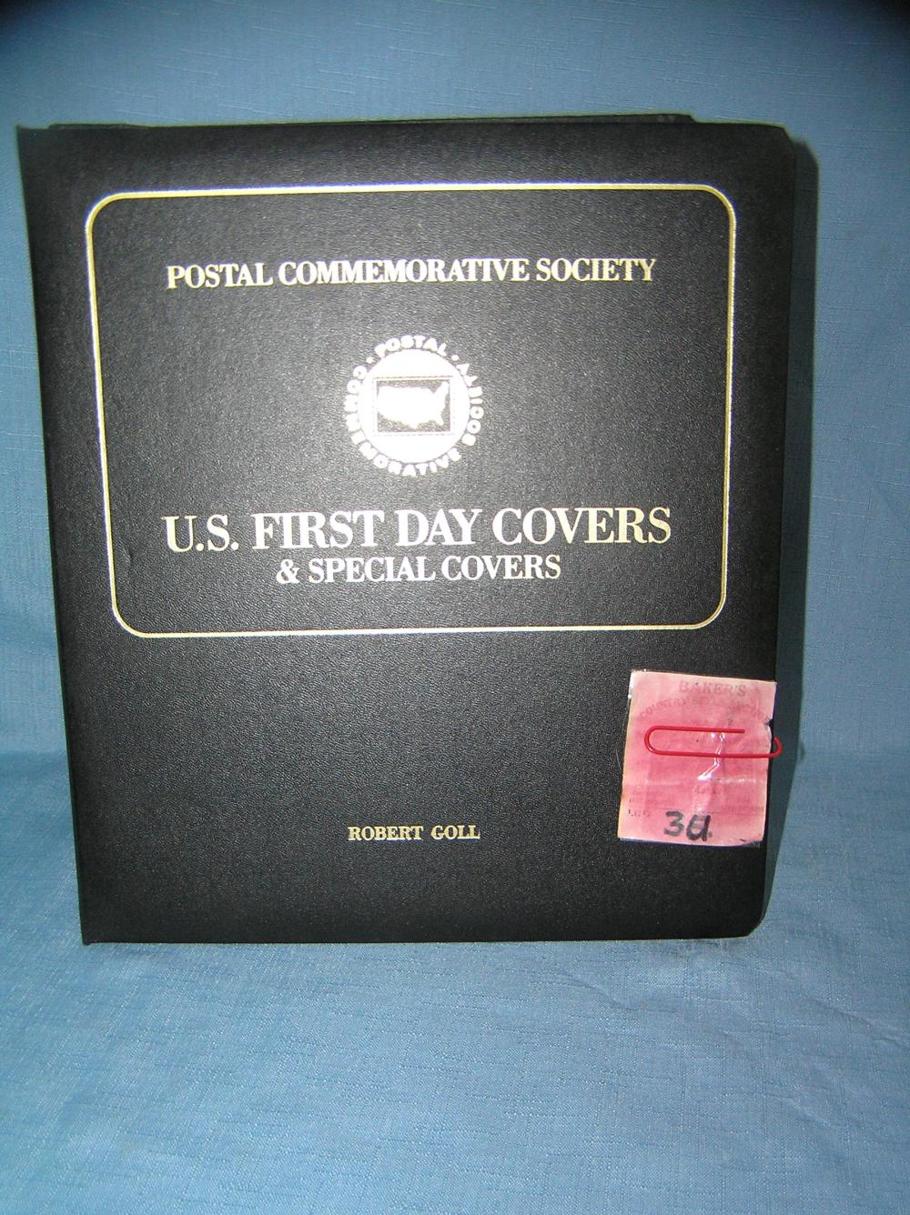 LARGE COLLECTION OF US FIRST DAY COVERS AND SPECIAL COVERS