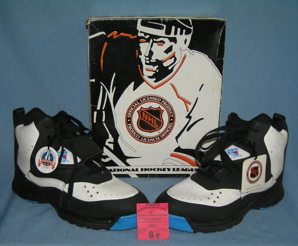 NY RANGERS STANLEY CUP CHAMPIONS 1994 LIMITED EDITION SNEAKERS