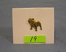 Bulldog Mac trucks  year employee pin