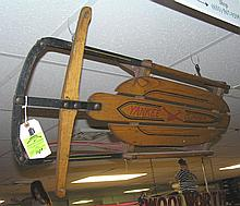 Antique Yankee Clipper childâ??s sled