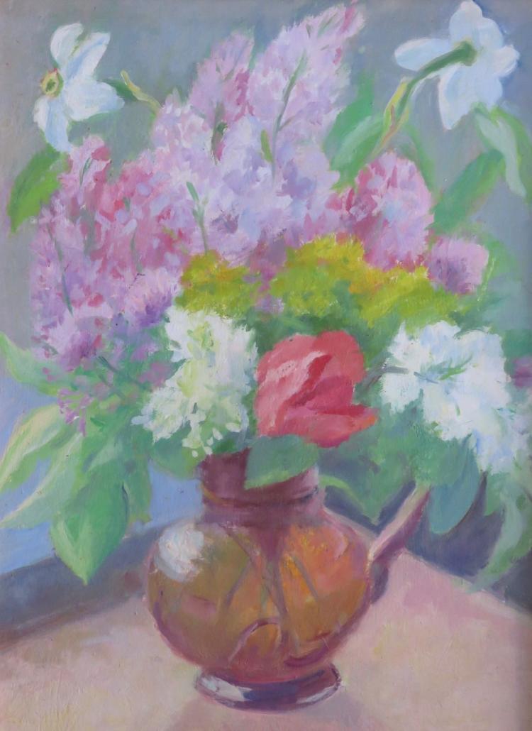 ADA RAYNER (1901-1985), Untitled Still Life, Oil