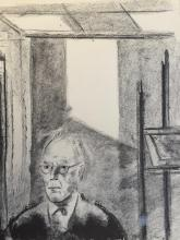 JOSPEH FLOCH (1895-1997), In the Studio 35/40, Lithograph