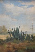 LLUÍS MASRIERA ROSÉS. Landscape. (d)