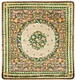 Spanish wool rug, first third of the 20th century, , 290x256 cm