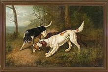 Antonio Milone Naples? 1843 - ? 1920 Dogs