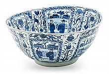 A Chinese bowl in