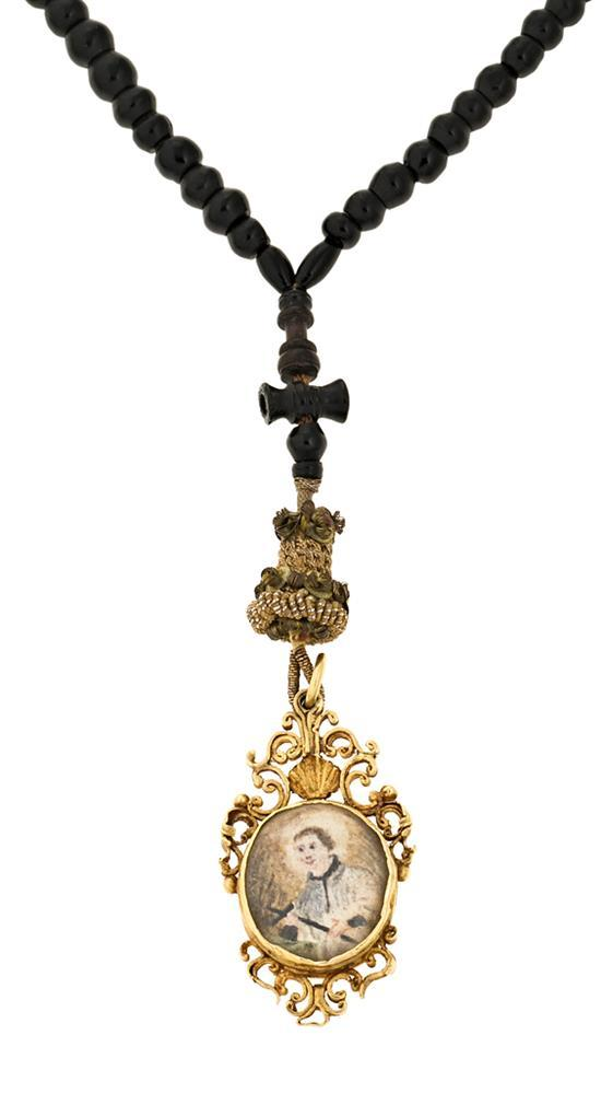 Majorcan rosary, end of the 18th Century