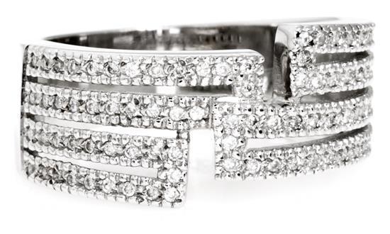 Sortija de diamantes