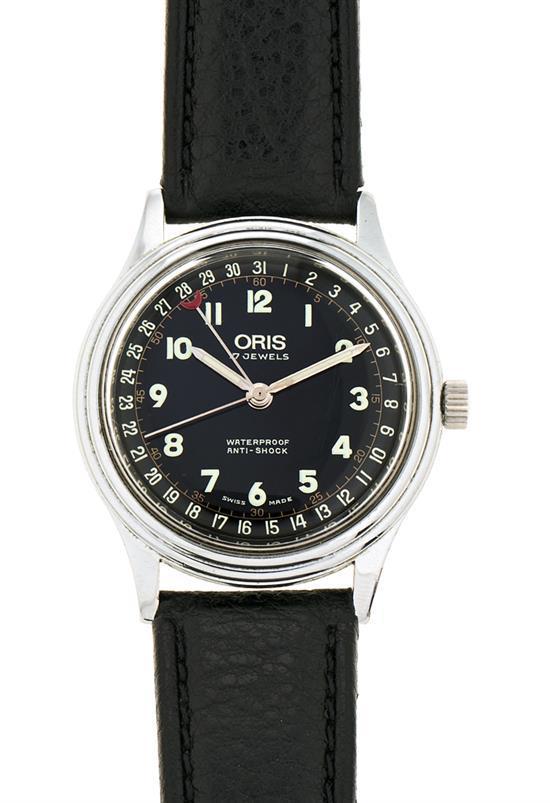 Oris, reloj de pulsera de caballero en acero