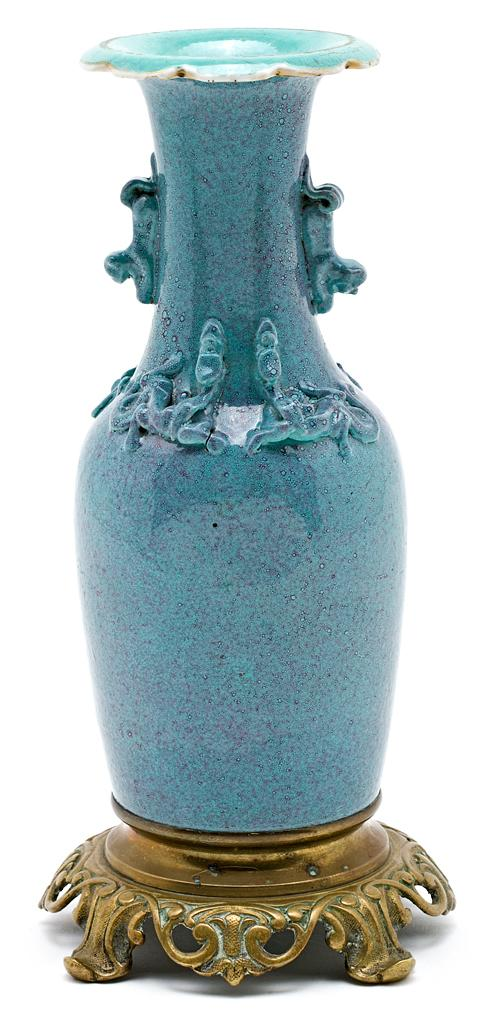 Chinese vase in