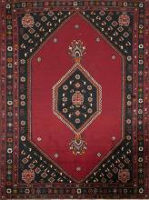 Three oriental wool carpets, second third of the 20th century