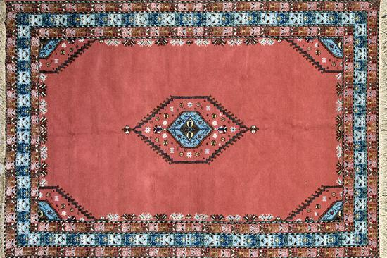 Oriental wool carpet, first half of the 20th century