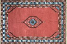 Oriental wool carpet, first half of the 20th century