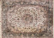Persian wool carpet, first third of the 20th century