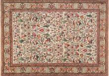 Persian wool carpet, third quarter of the 20th century