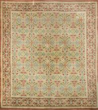 Spanish carpet in the style of Cuenca, mid 20th century