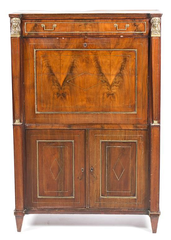 Empire upright secretary