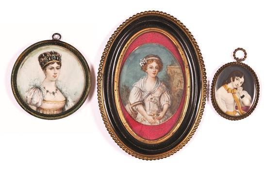 Escuela francesa de la segunda mitad del siglo XIX La emperatriz Josefina,